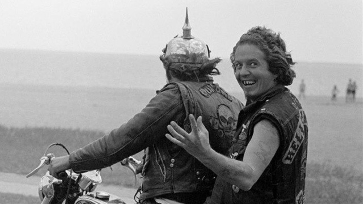 Looking Back At Danny Lyon S Iconic 1960s Photos Of Bikers Vice