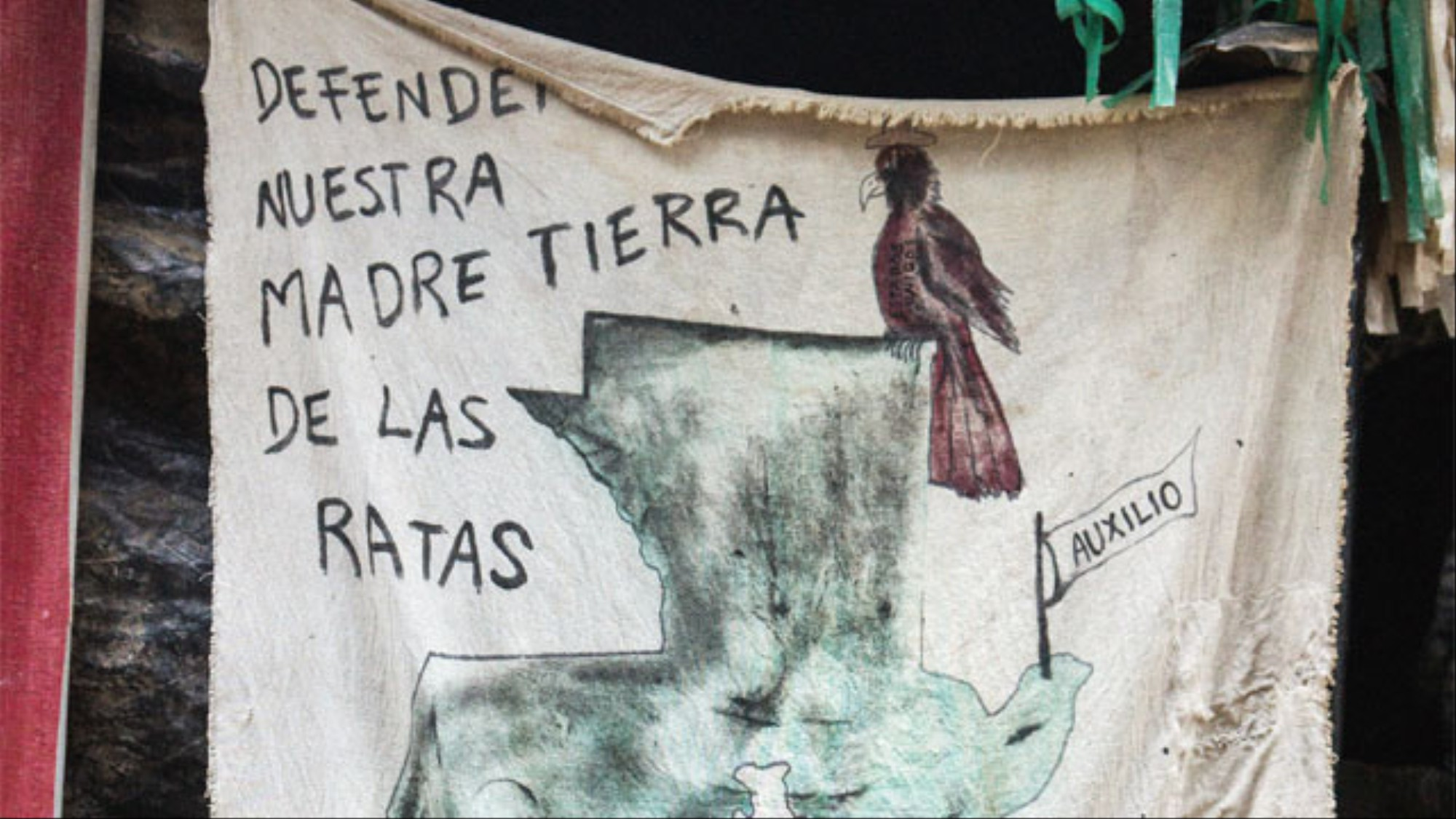 Under the Volcano - Mining Conflicts in Guatemala Are Erupting in