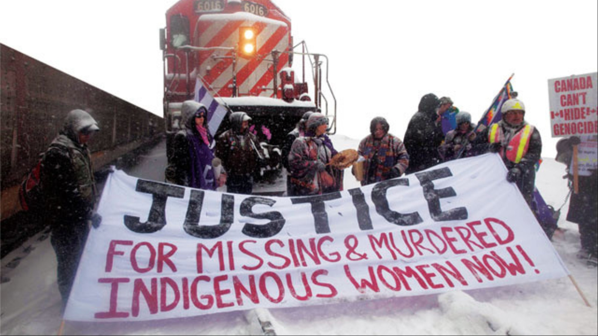 Why Are So Many Aboriginal Women Being Murdered in Canada