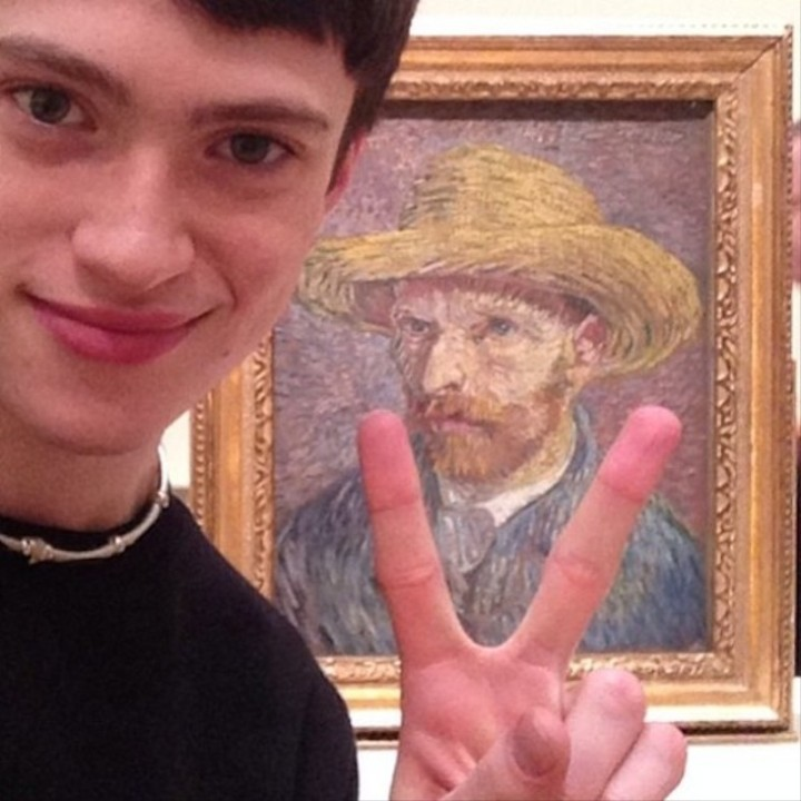 If There's No #Artselfie, You Never Saw the Art