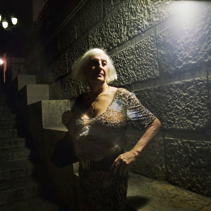 A Portrait of a 76-Year-Old Intersex Prostitute
