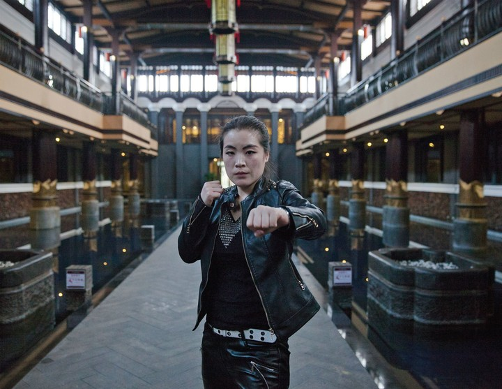 Meet the Women Who Guard China's Millionaires
