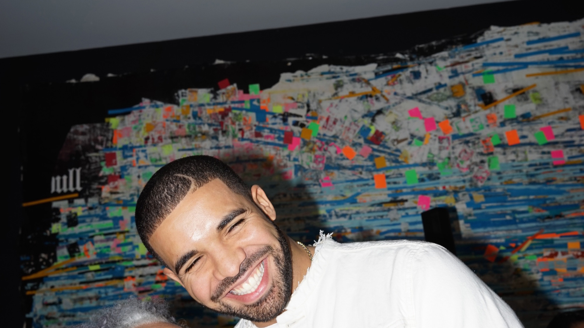 Here Are Photos of Drake's First Art Exhibition - VICE