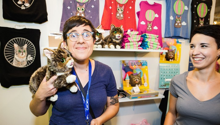 LA's First-Ever CatCon Was Adorable and Kind of Scary
