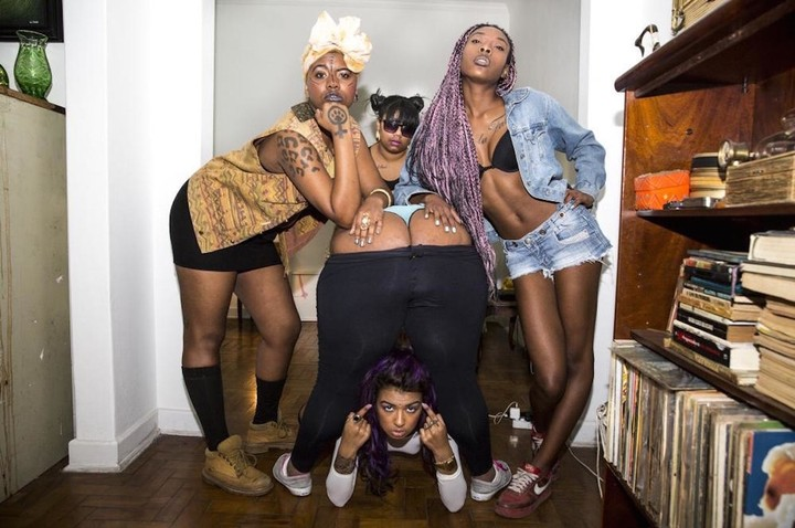 The Bucepower Gang Empowers Women with Selfies, Belfies, and Hip-Hop