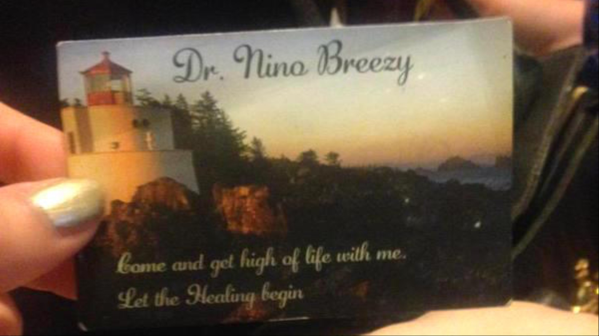 Party Line 24/7': Photos of Drug Dealers' Business Cards - VICE