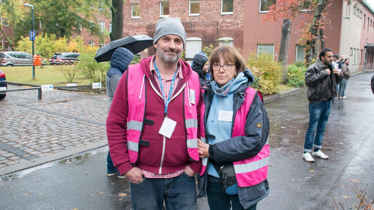 Volunteering In Berlin