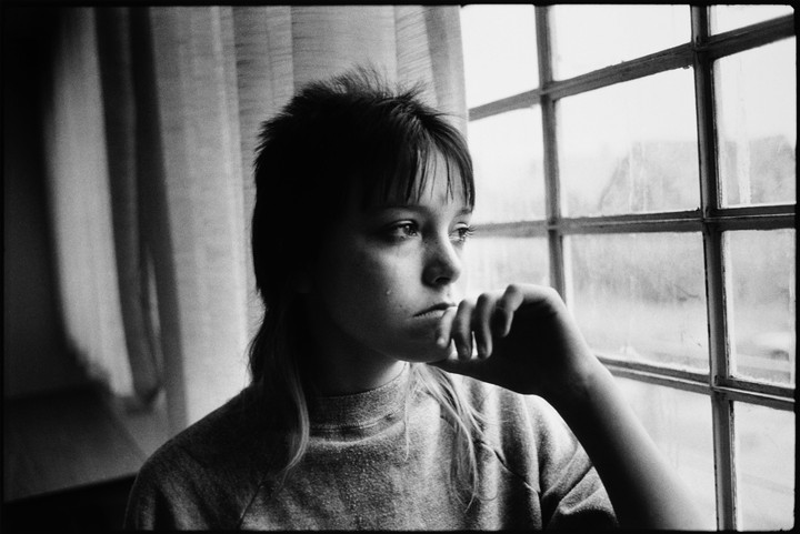 Looking Back at Mary Ellen Mark's Iconic Photos of a Prostitute Named Tiny - VICE