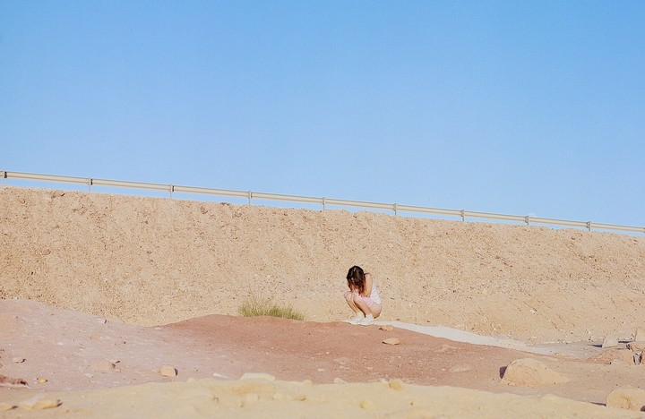 Strange, Disorienting Photos from a Birthright Trip to Israel