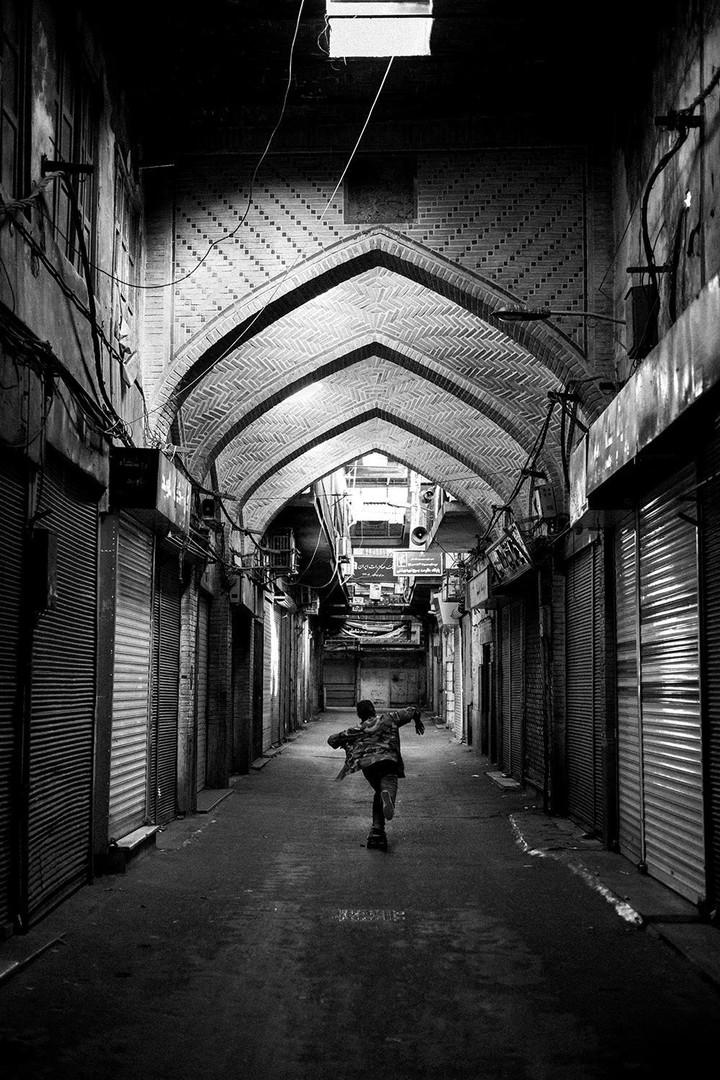 Photos from Iran's Burgeoning Skateboarding Scene