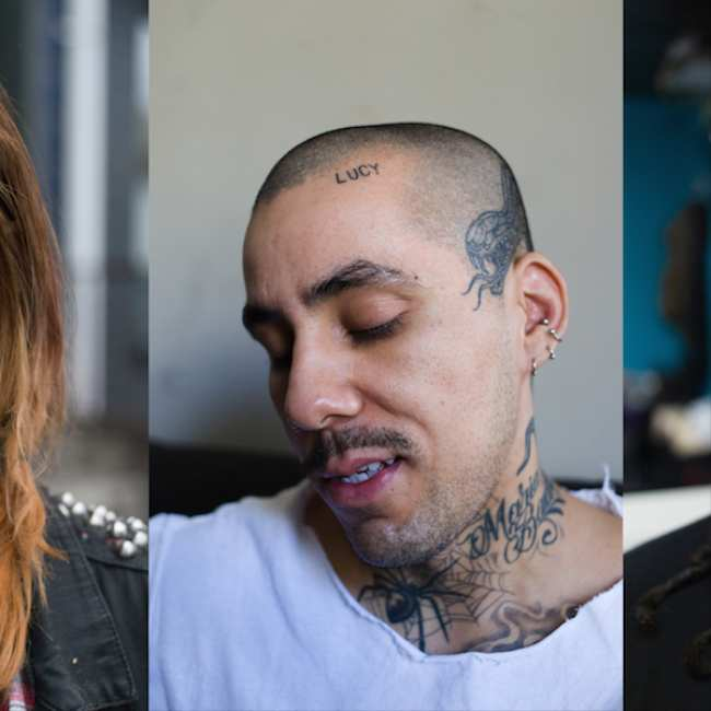 a6967f8bb People with Face Tats Explain Their Ink - VICE