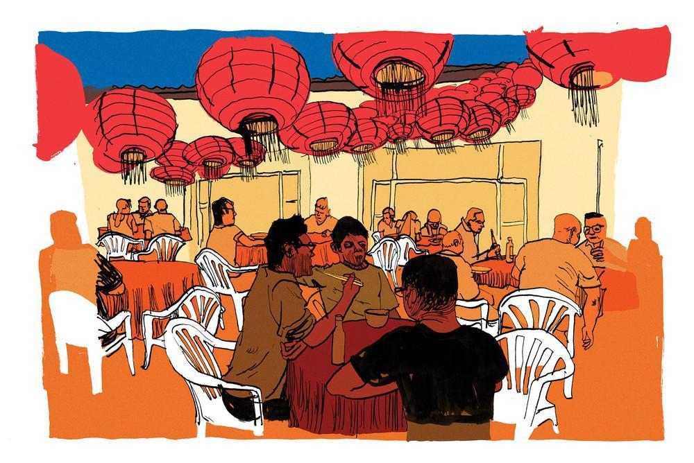 Du Cœur Chinois Commercial Centre D'ouganda Au Vice PTwXZOukli