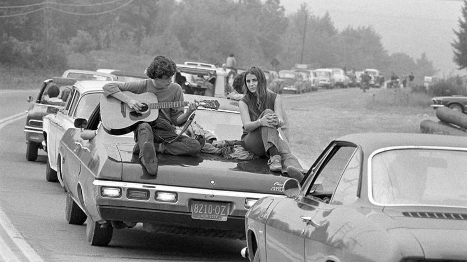 The First Days of Woodstock