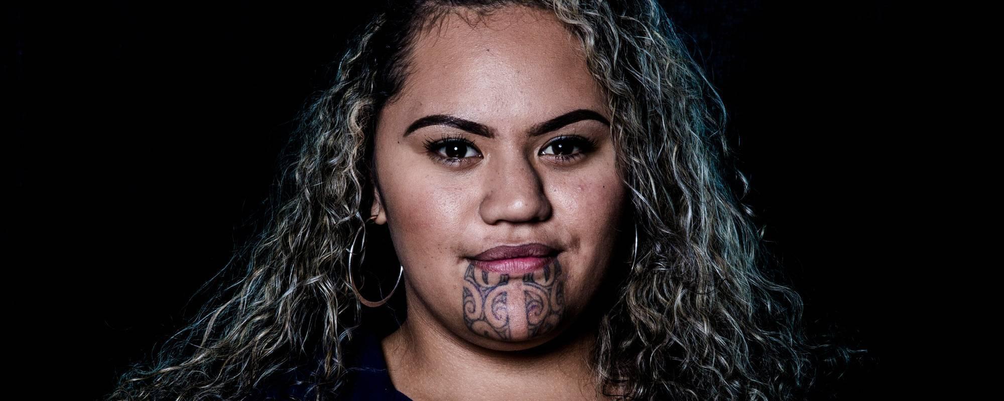 Des femmes maories nous parlent de leur tatouage facial , VICE