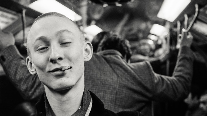 Photos of Life As a Young Skinhead