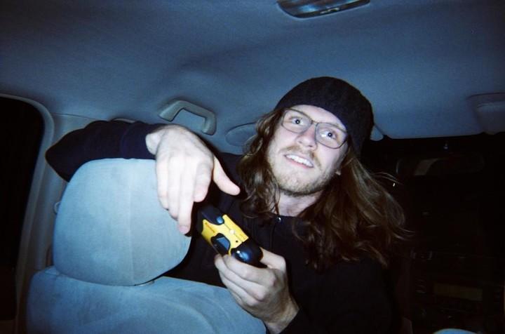 An Uber Driver Photographs His Drunken Passengers