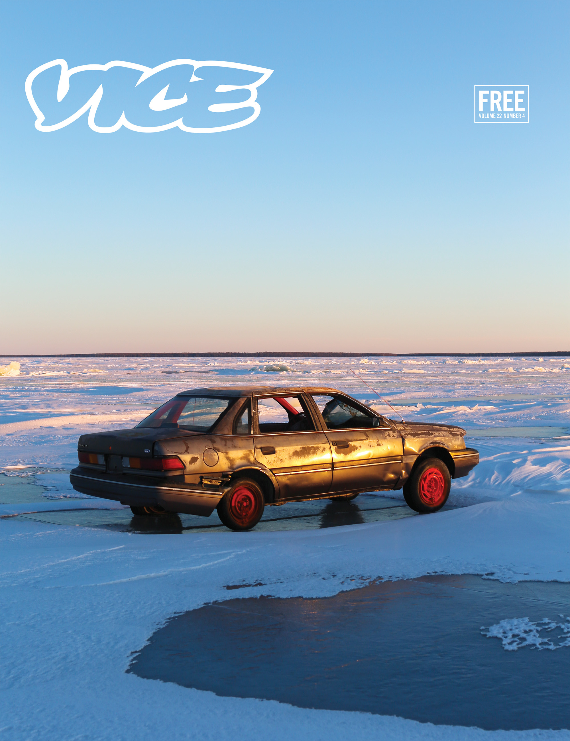 The April Issue of VICE Magazine Is Now Online - VICE