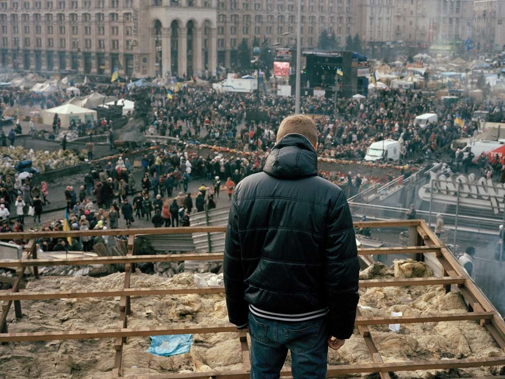 photographing the ukraine revolution vice