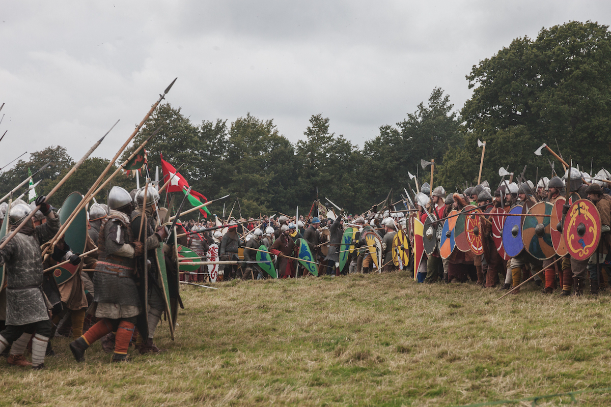 We Asked a Load of Devoted Battle Re-enactors Why They Do It - VICE
