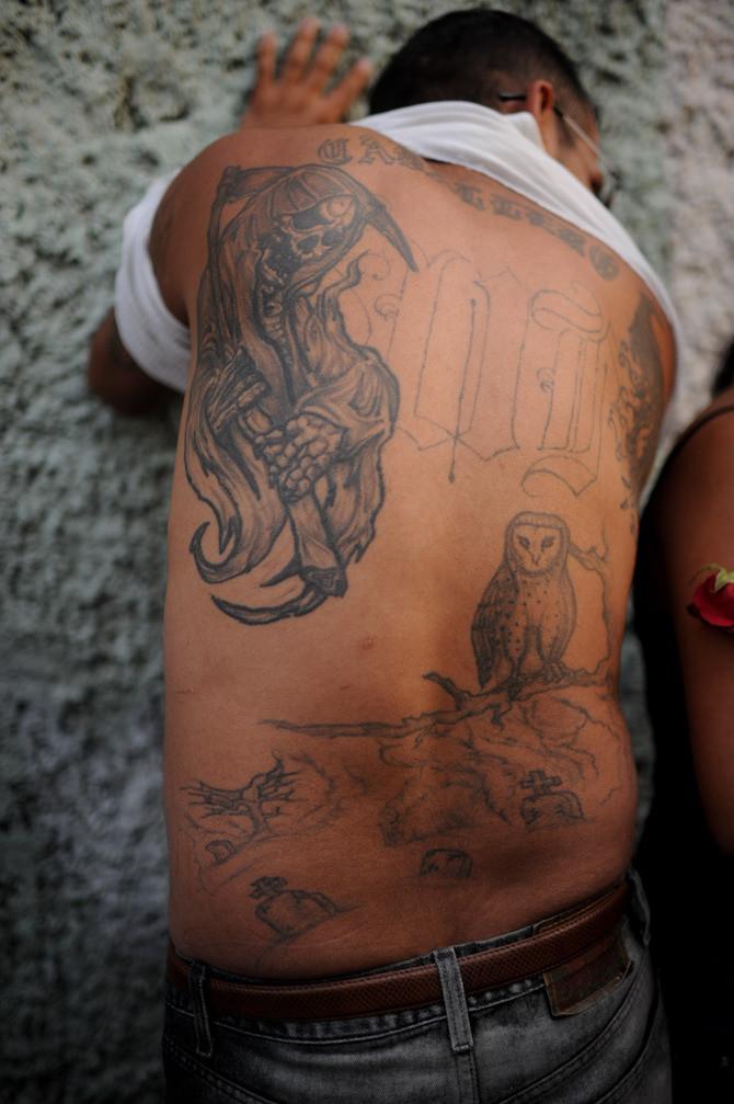 Tepito, Mexico's Grim Reaper Saint