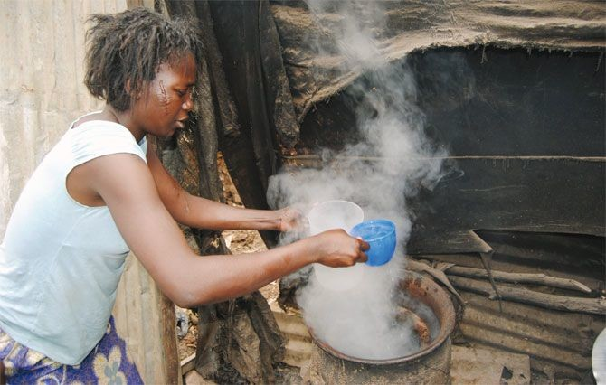 the changaa brew The traditional changaa is made of maize flour, sorghum yeast and different types of sugar, but takes 20 days to make giving a new meaning to the phrase getting high, jet fuel has become a major ingredient in the illicit changaa moonshine brew drunk by many urban poor in nairobi.