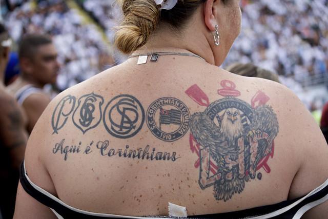 Brasilianische Fussball Hooligans Haben Bessere Tattoos Als
