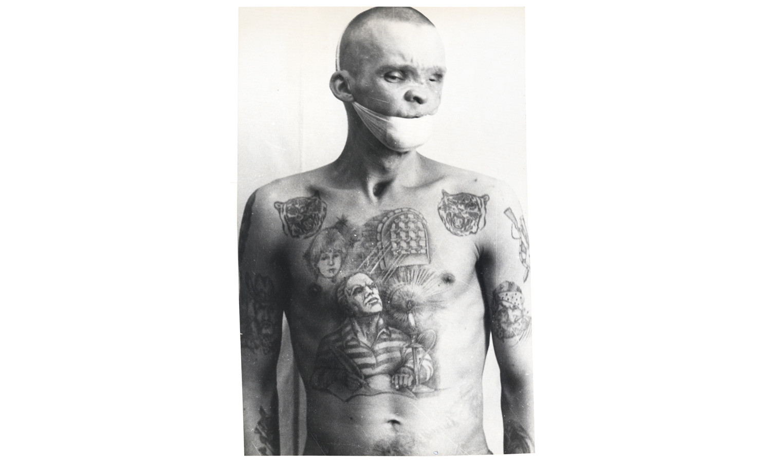The visual encyclopedia of russian prison tattoos vice for Russian style tattoo