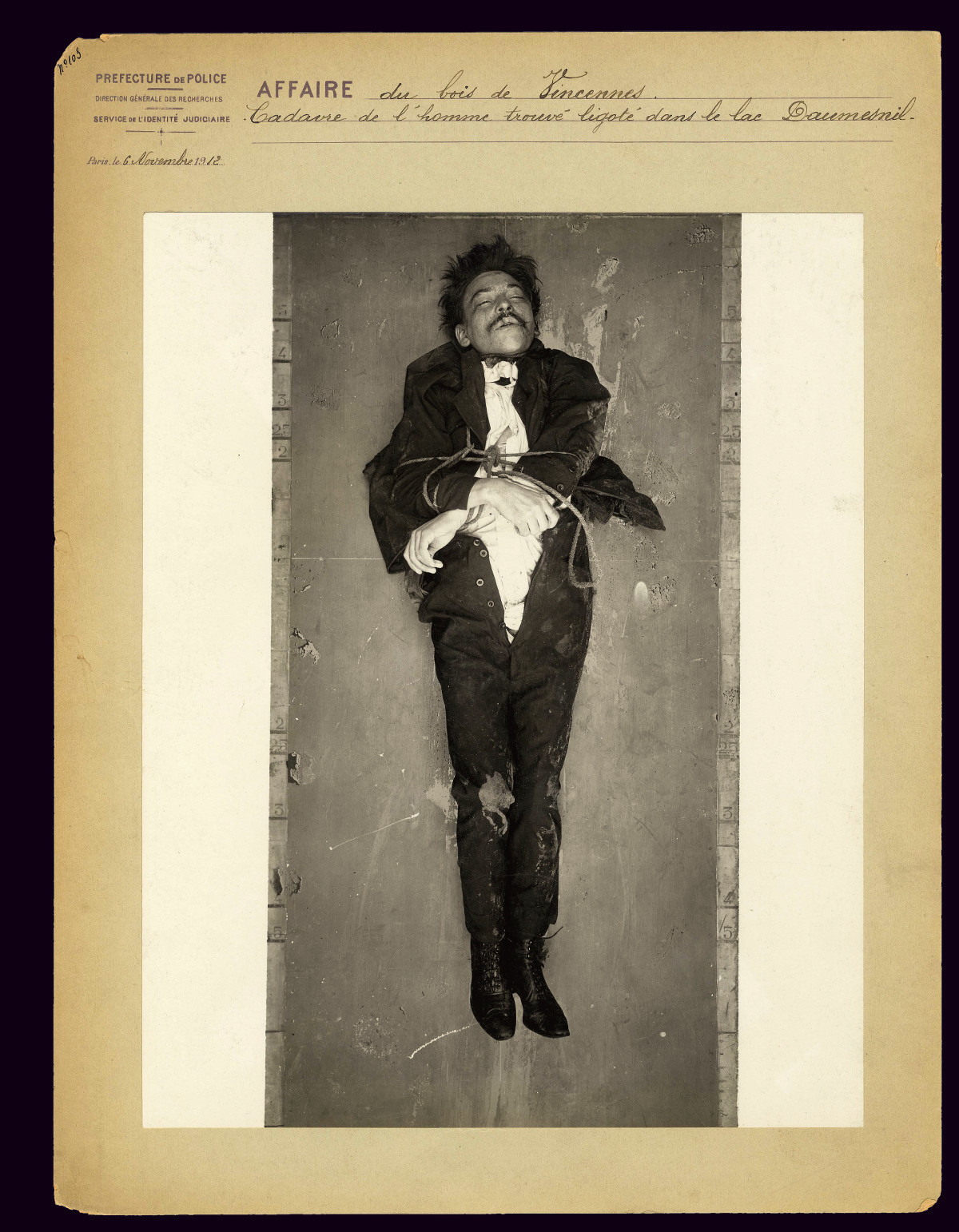 Acid Passion And Dried Blood Photos From Murder Scenes In 1880s