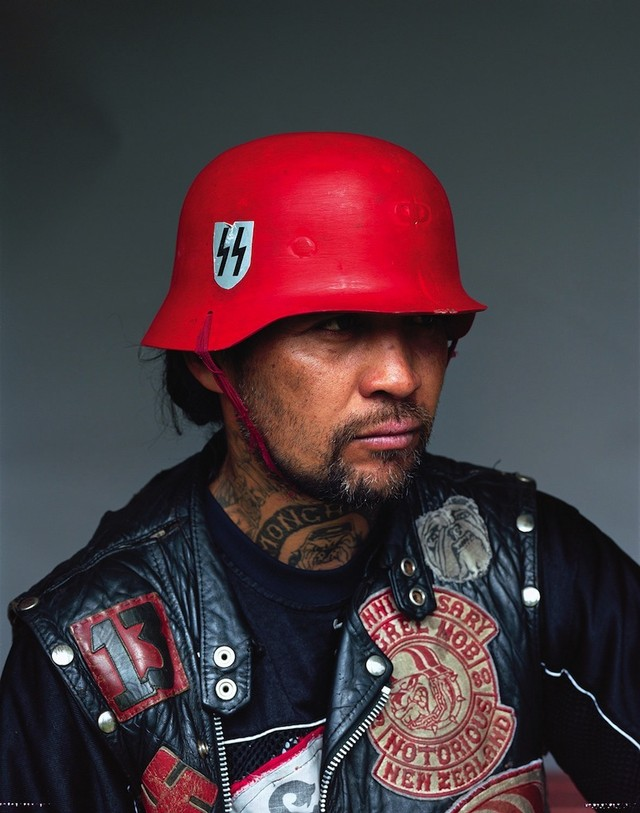 These Stunning Photos of New Zealand's Largest Gang Will