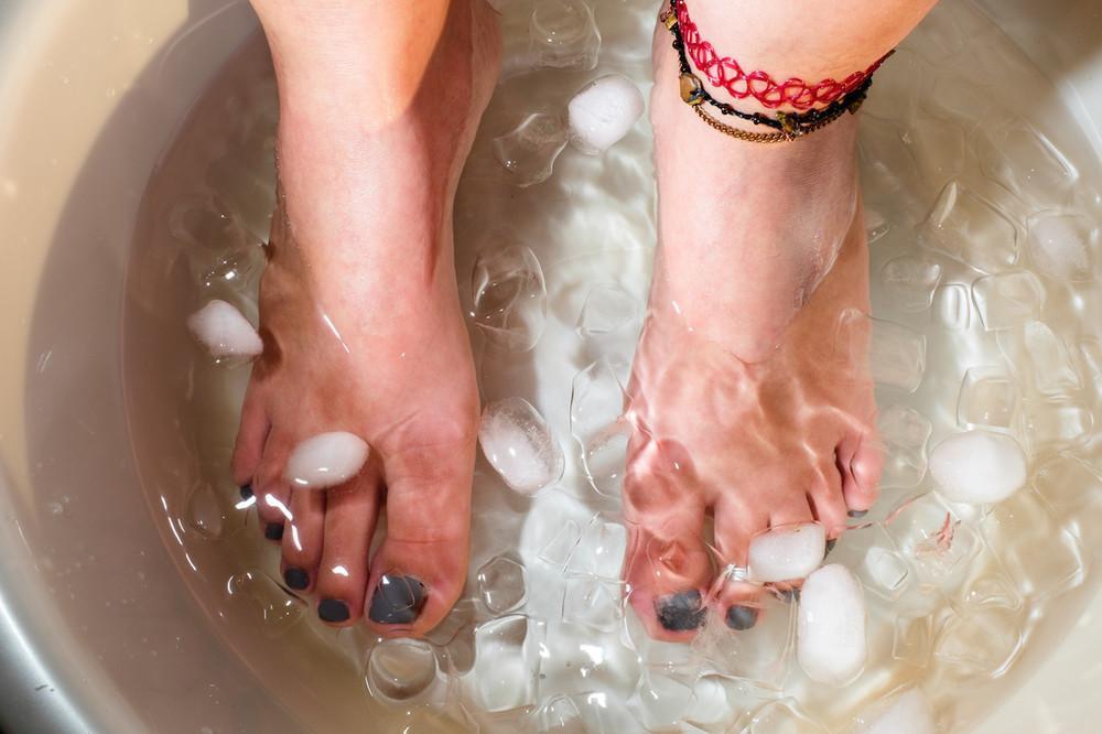 What Do Greek Peoples Feet Look Like