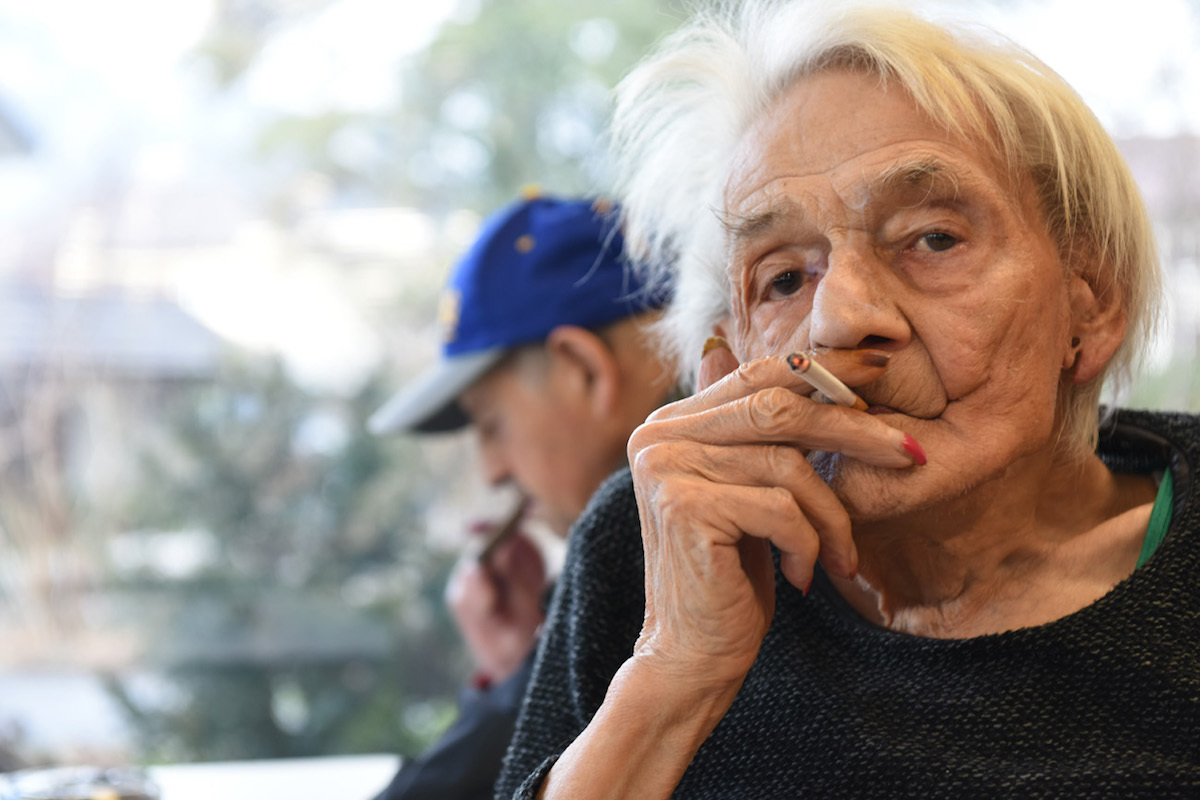 Fotos aus einem Altersheim für Drogenabhängige - VICE